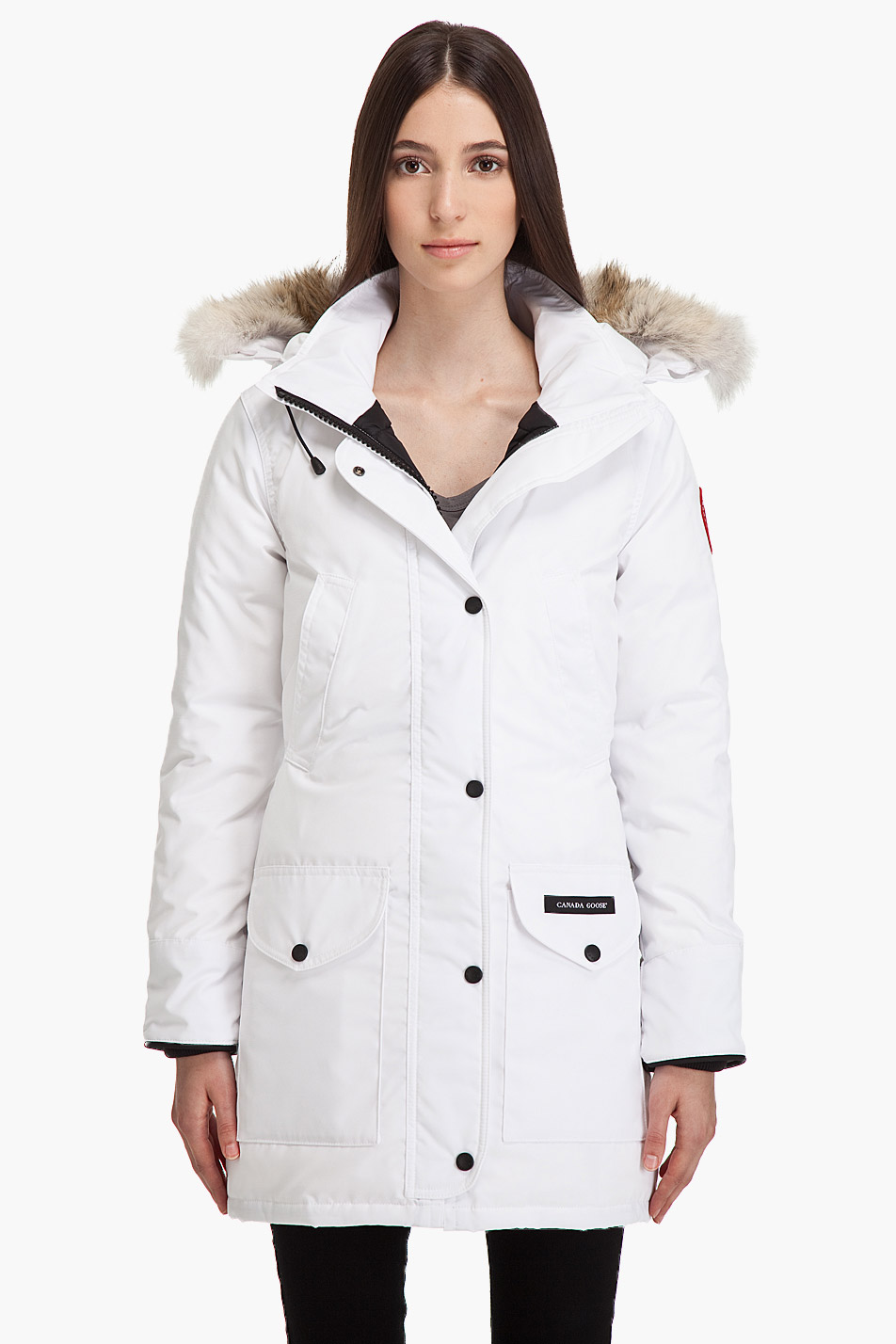 Women's winter jackets canada goose