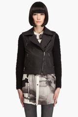 Rag & Bone Talbot Leather Jacket - Lyst