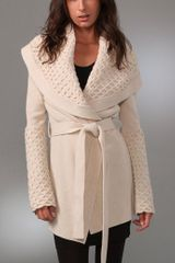 Temperley London Honeycomb Cardigan - Lyst