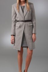 Club Monaco Cate Coat - Lyst