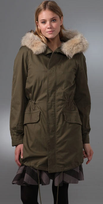 Marc Jacob's Winter Coat VStrMeY3Xl