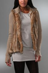 Larok Woodstock For The Weekend Fur Jacket - Lyst