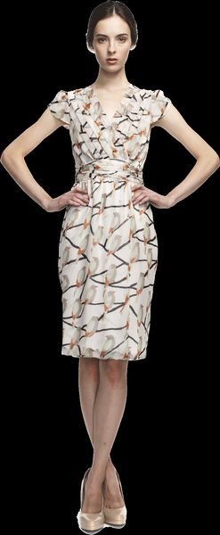 Erin Fetherston Songbird Chelsea Dress - Lyst