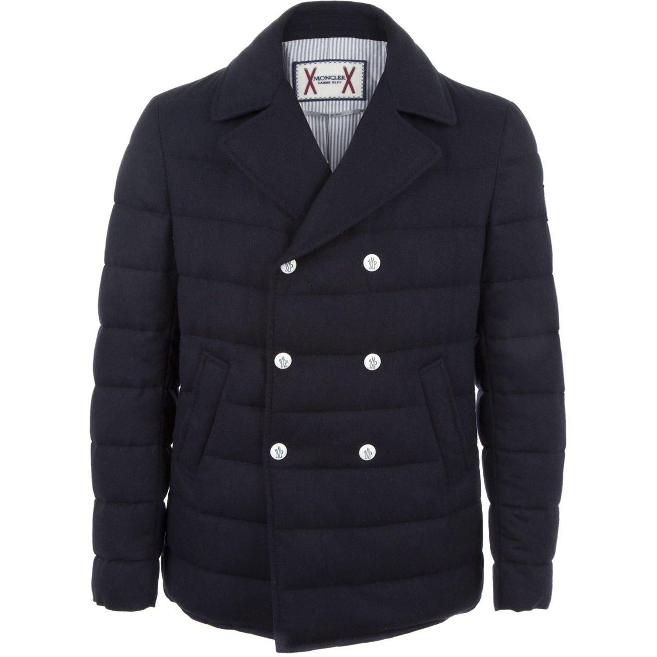 ffb5d87d7fee real moncler gamme bleu padded coat uk 1fd53 8b486