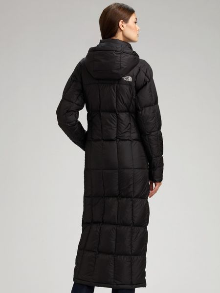 North face long jackets for women