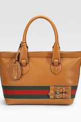 Gucci Heritage Medium Tote - Lyst