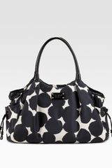Kate Spade Stevie Splodge Dot Baby Bag - Lyst