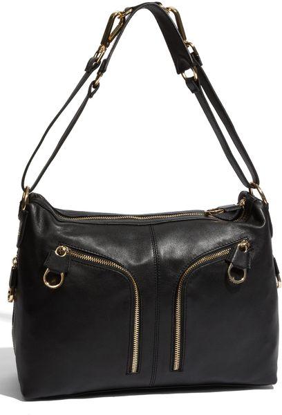 Ted Baker Black Leather Shoulder Bag 49