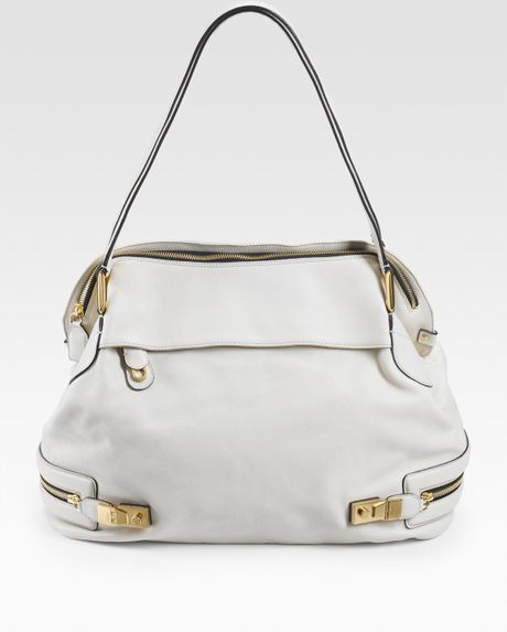 Chloe Cary Small Leather Shoulder Bag 99