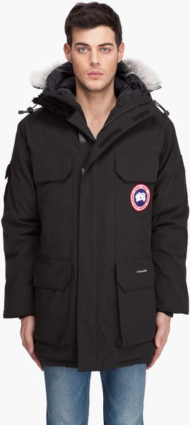 Canada Goose Expedition Parka in Black for Men - Lyst
