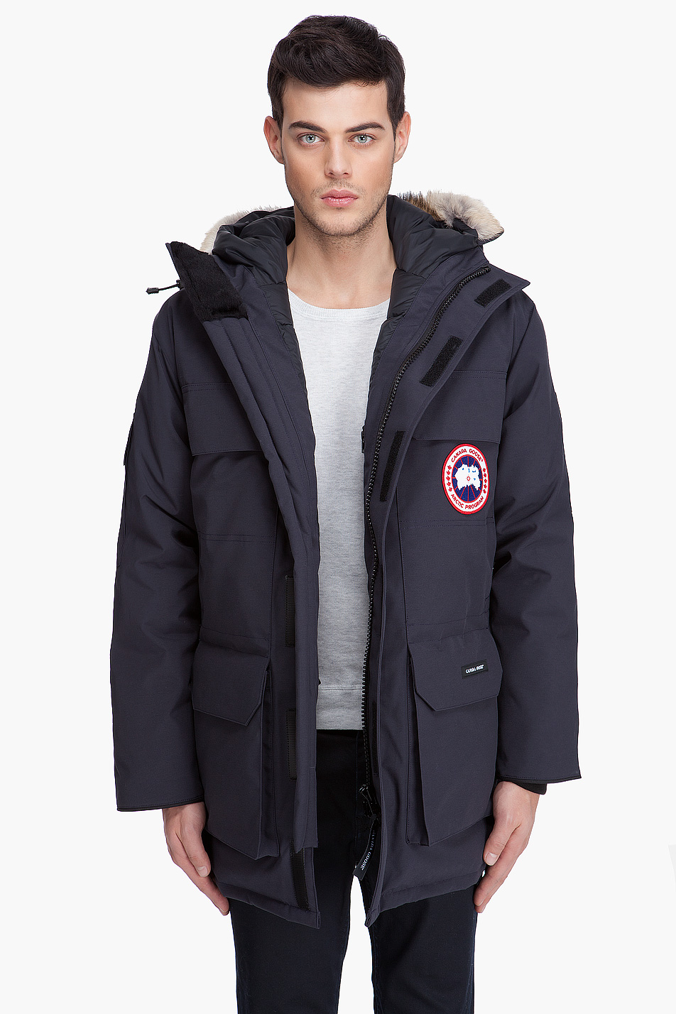 Canada Goose Expedition Parka Navy