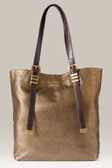 Michael Kors Darrington Vertical Leather Tote - Lyst