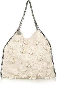 Stella McCartney Falabella Large Crochet Bag - Lyst