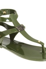Marc By Marc Jacobs Jelly Sandal - Lyst