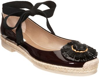 Marc Jacobs Flower Mouse Espadrille - Lyst