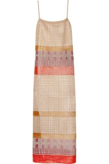 Missoni Suzanne Crochet-knit Maxi Dress - Lyst
