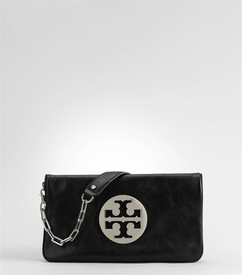 Tory Burch Reva Clutch - Lyst