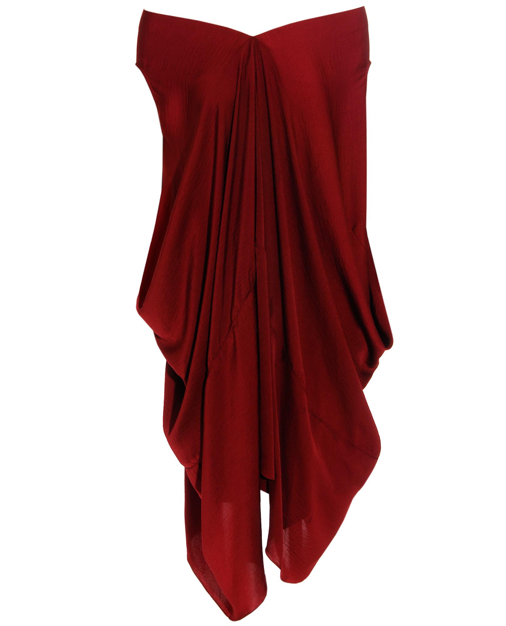 Lyst Red Diamonds Studios In Short Dress Acne Satin 4TxOBy0