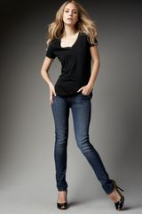 Citizens Of Humanity Thompson Ultimate High-rise Skinny Jean - Lyst