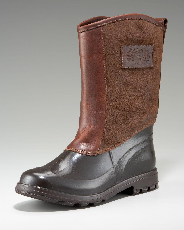 Innovative Ralph Lauren Tally Rain Shoe  Cruise Pink  Womens  7