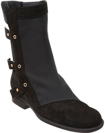 Thakoon Buckle Band Boot - Lyst