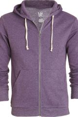 Co-op Barneys New York Zip Front Hoodie - Lyst
