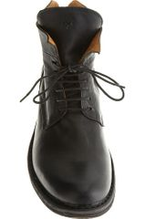 Fiorentini + Baker 745 Workboot in Black for Men - Lyst