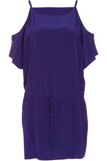 Mason by Michelle Mason Cut Out Dress - Lyst