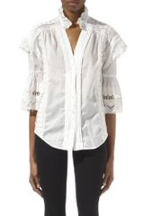 Alice By Temperley Giselle Shirt - Lyst