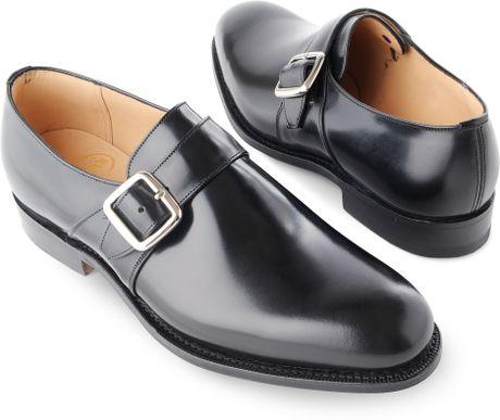 Church's Westbury G Slip on Shoes in Black for Men