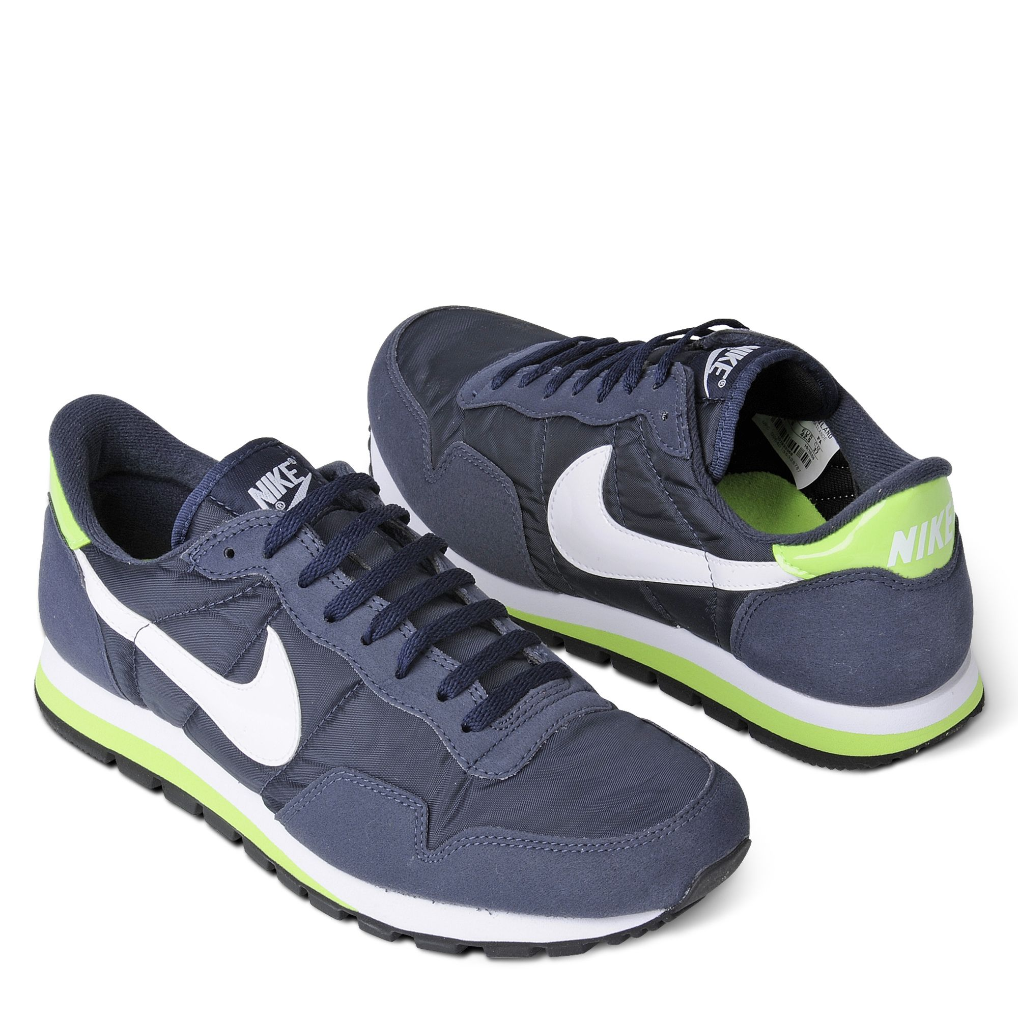 new product 3f34d a93a8 Nike Metro Plus Retro Running Shoes in Blue for Men - Lyst