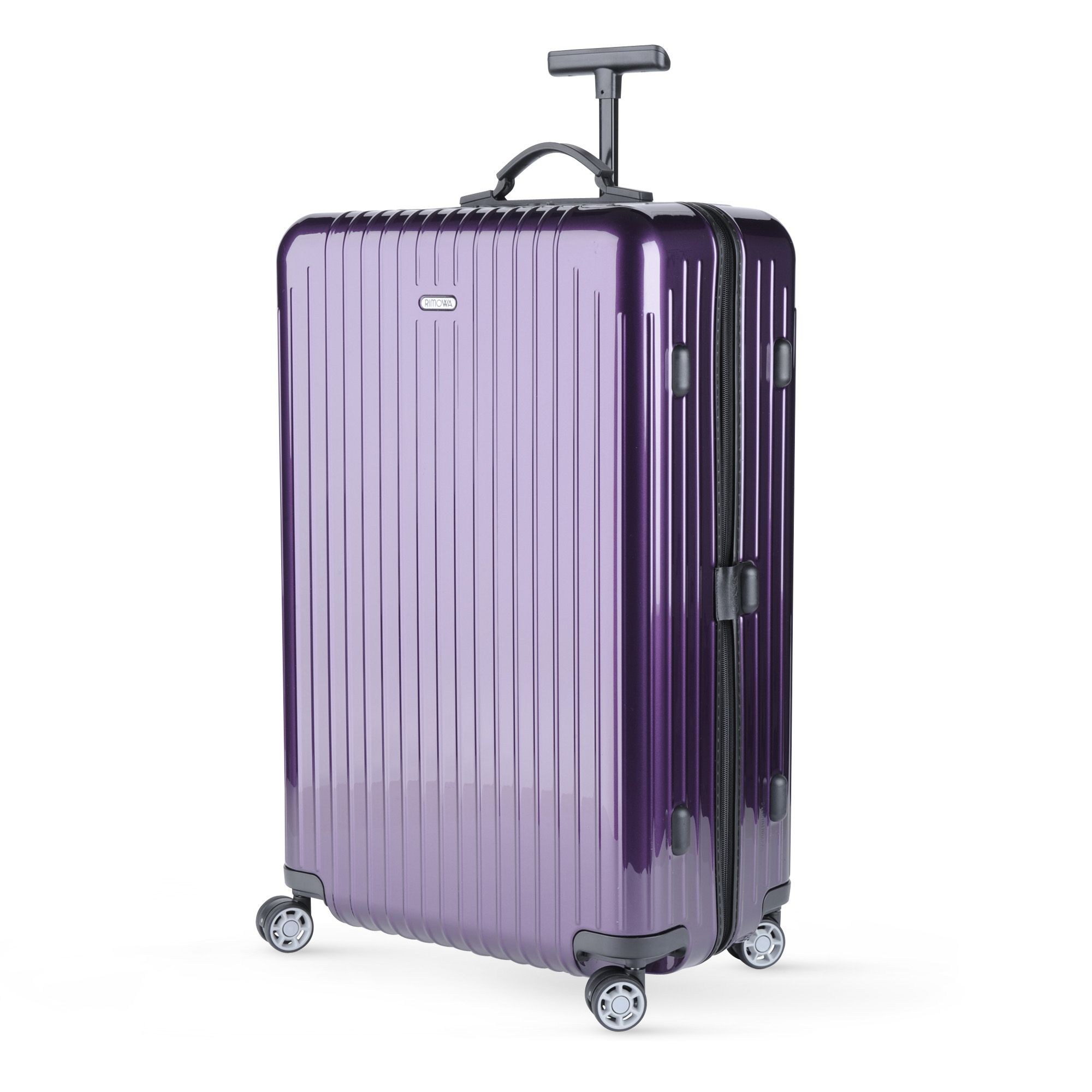 lyst rimowa salsa air spinner 77cm in purple for men. Black Bedroom Furniture Sets. Home Design Ideas