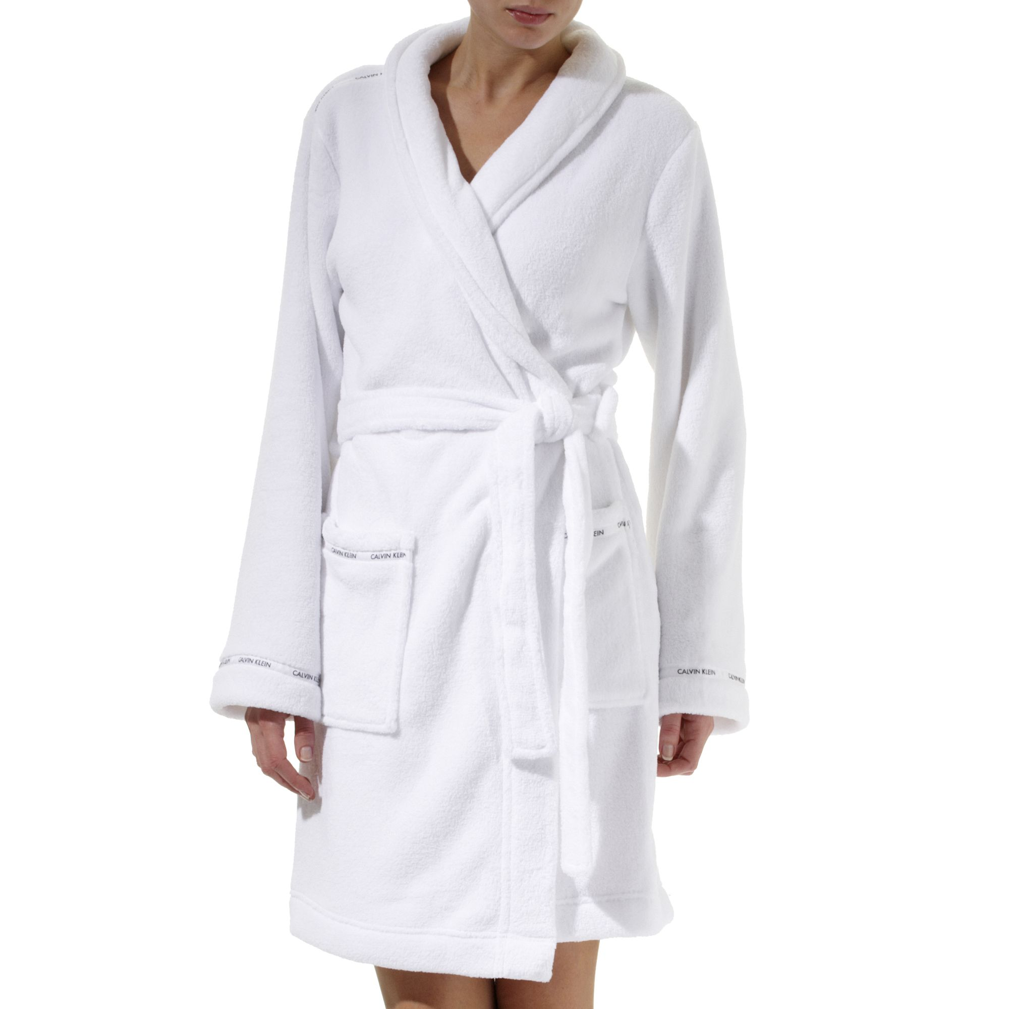 Calvin Klein Womens Bathrobe Home