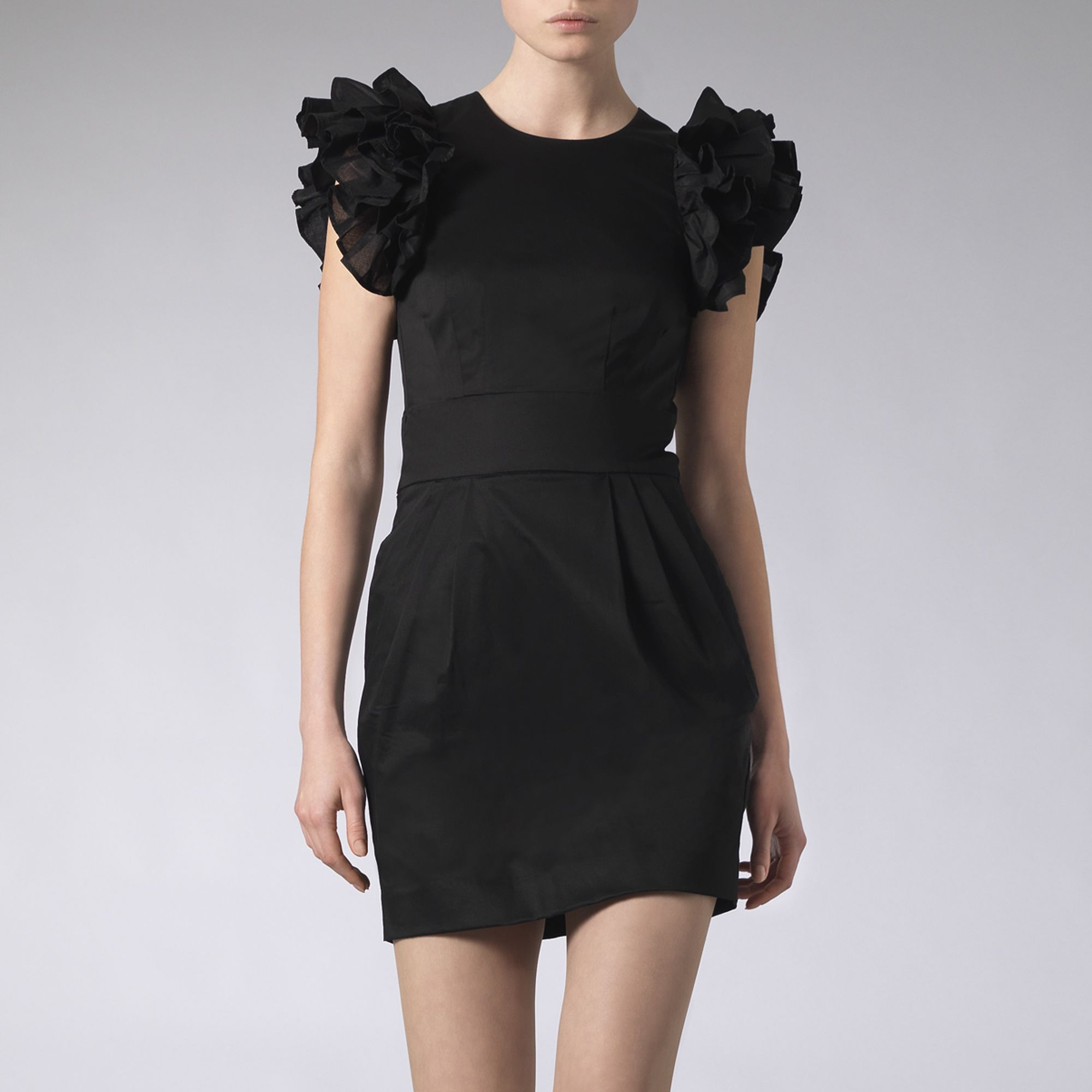 Black French Connection Dress