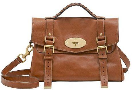 Mulberry Alexa Leather Messenger & Shoulder Bag 27