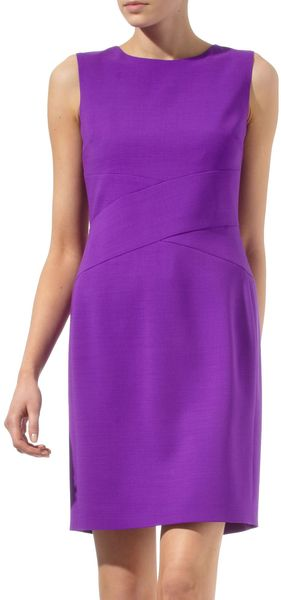 Pucci Twist Front Dress - Lyst