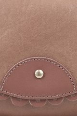 See By Chloé Poya Pouch Leather Bag in Pink (rose) - Lyst