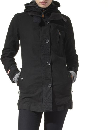 black trench coat with hood - photo #11