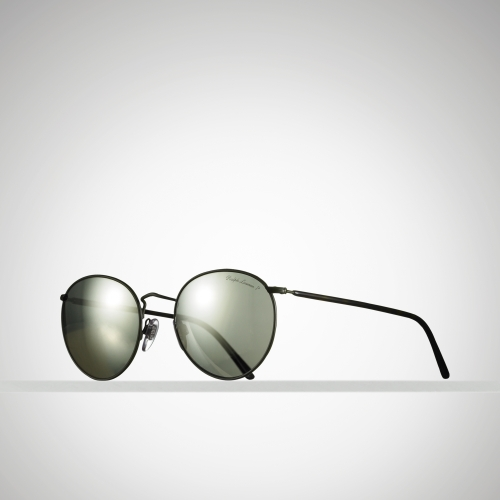 a99b126d2 Polo Ralph Lauren Retro Round Sunglasses in Green for Men - Lyst