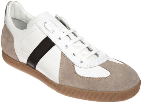 c25cffd8a34e63 ... Online shop. Puma Shoes Suede Classic+. Dior Homme Classic Low Top  Sneaker in White for Men Lyst
