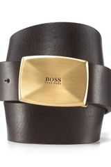 Boss Black Semour Belt