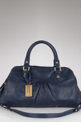 Marc By Marc Jacobs Classic Q Groovee Leather Satchel - Lyst