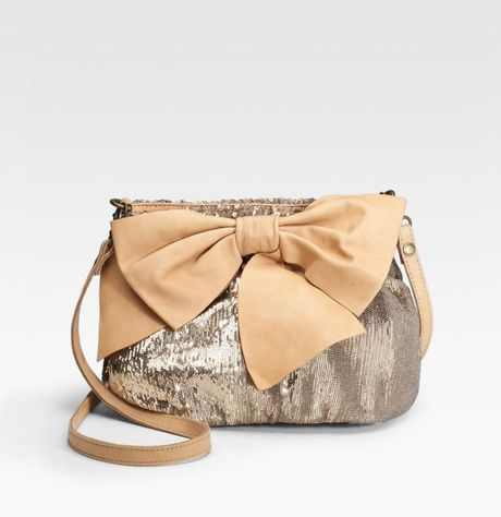 Red Valentino Large Bow Crossbody Bag 36