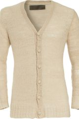 The Elder Statesman Block Cardigan - Lyst