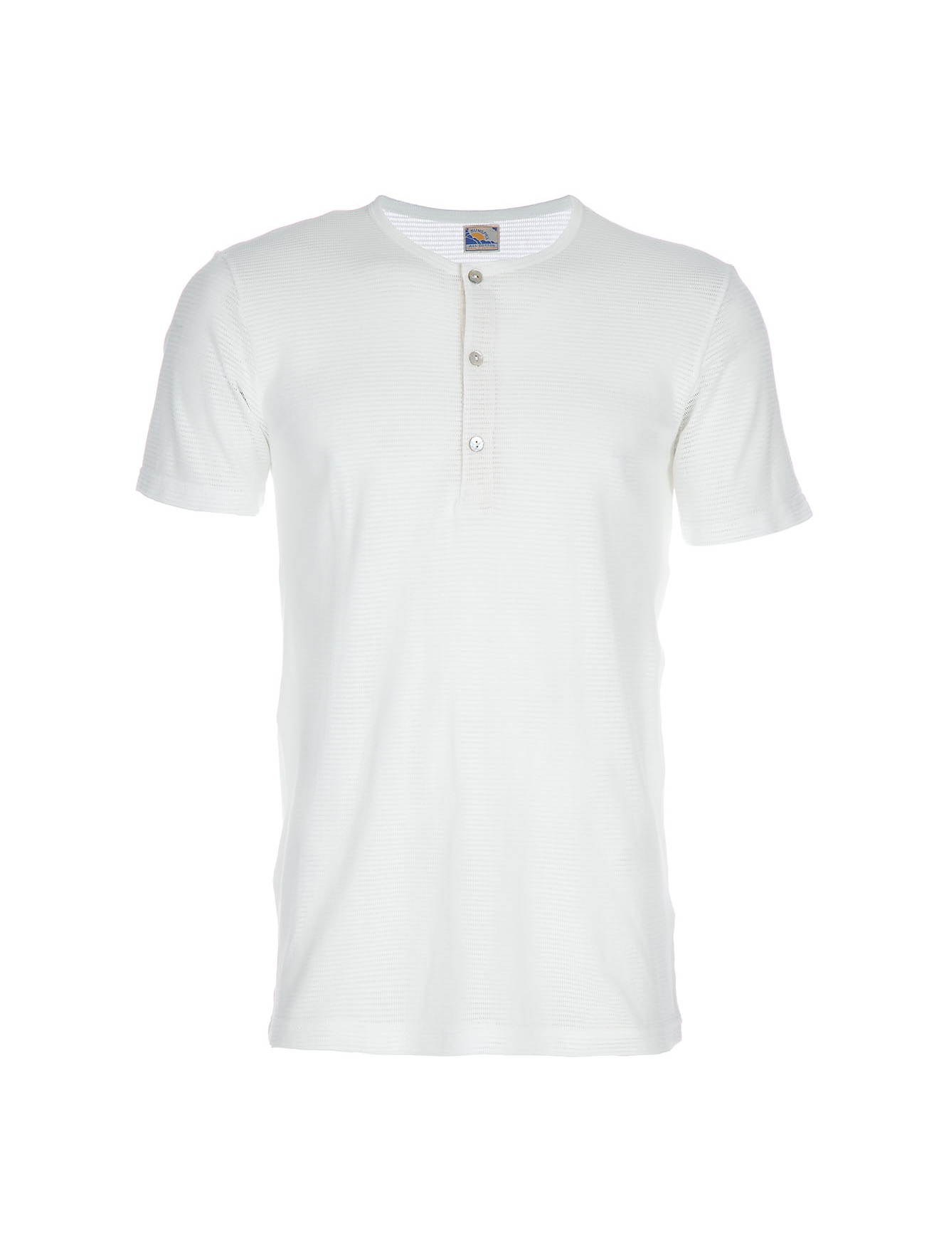 White Button Up T Shirt | Is Shirt