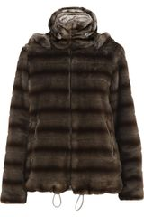 Weekend By Maxmara Faux Fur Coat - Lyst