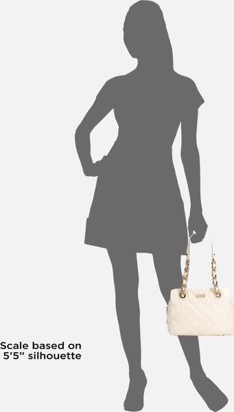 Kate Spade Elisabeth Quilted Chain Strap Shoulder Bag 22