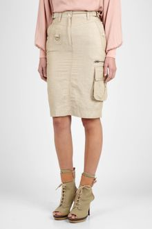 By Malene Birger Gavdi Utility Pencil Skirt - Lyst