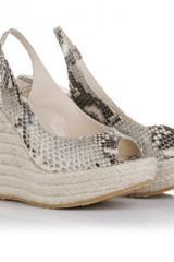Jimmy Choo Polar Wedges - Lyst