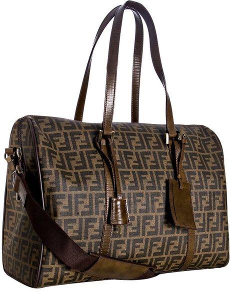 Fendi Travel Handbags
